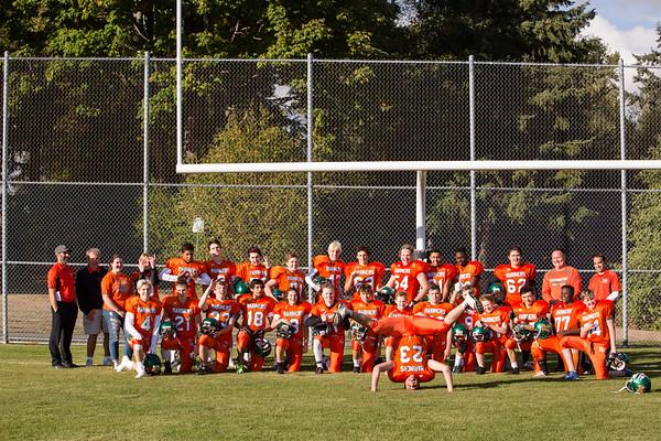 EMS Football Game 5