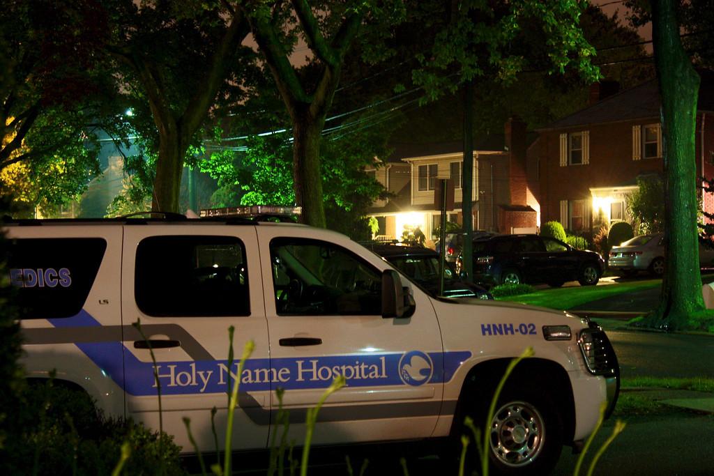 Holy Name Hospital ALS 301.
