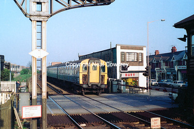 7316 at West Worthing 1981