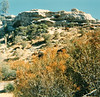 White ledges near White Ledge Camp, 09/1985