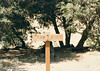 Oak Camp along the trail to Chorro Grande. August, 1985.