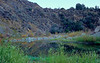 Sespe Creek at the Alder-Sespe confluence, 12/1986.
