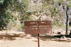 Manzana Trail heading to Manzana Schoolhouse, April 1984.