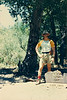 Alder Creek Camp, 06/1985. Why was I standing with a hand on my hip? I never stand that way.