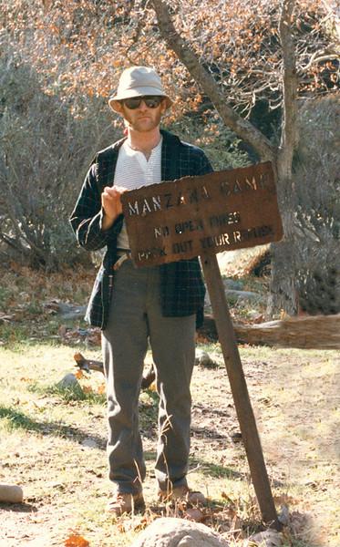 Manzana Creek Camp, 05/1981