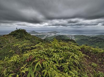 Kuliouou Ridge, Koko Crater, Hanauma Bay, Koko Head, Maunalua Bay