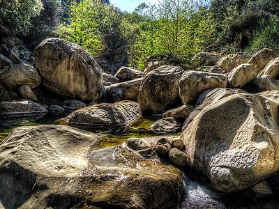 Murietta Creek, March 22, 2013