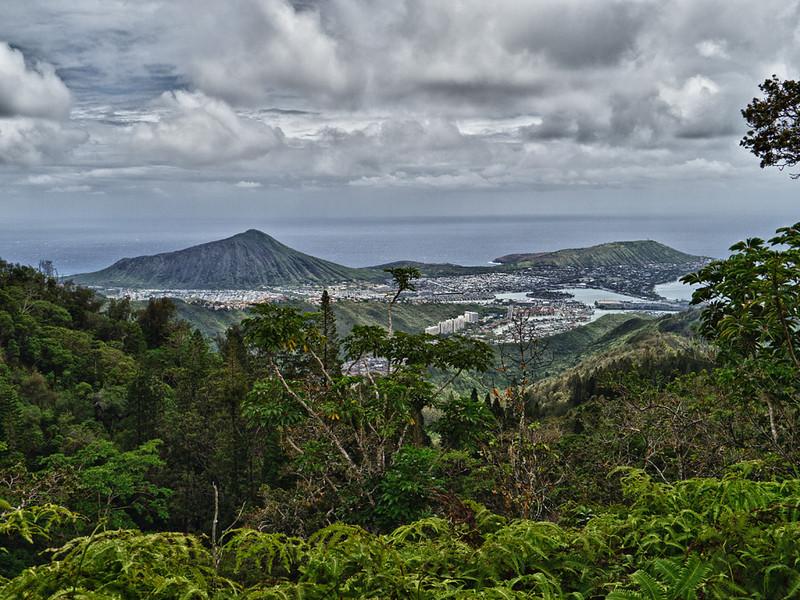 Kuliouou Ridge: Koko Crater, Hanauma Bay and Koko Head