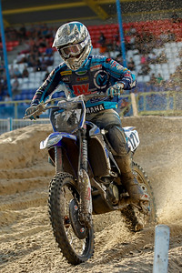 Graulus wins the 1st moto