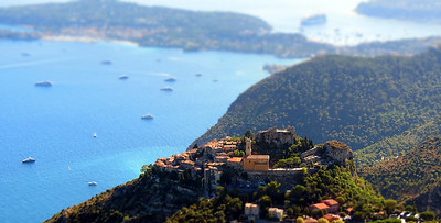 Eze, le plus beau village du monde?