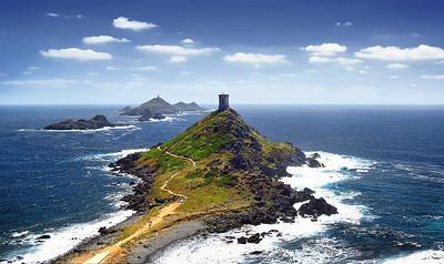 îles sanguinaires - Corse