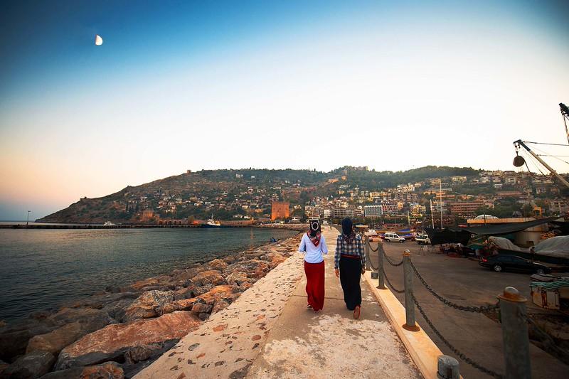"© Emanuele Pagni Photography  -Turkey - Antalya ""Peace of the evening"""