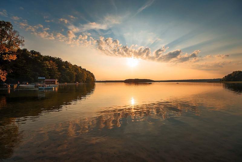 "© Emanuele Pagni Photography   -Germany - Brandenburg ""Müggelsee - Sunset"""