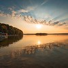 "© Emanuele Pagni Photography   -Germany - Brandenburg ""Müggelsee - Sunset"""