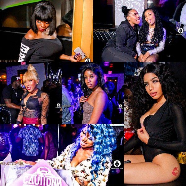 ENCORE SATURDAYS CAUTIONN BDAY @ENCORE 11-3-18