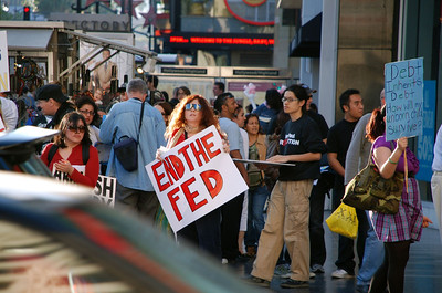 END THE FED RALLY