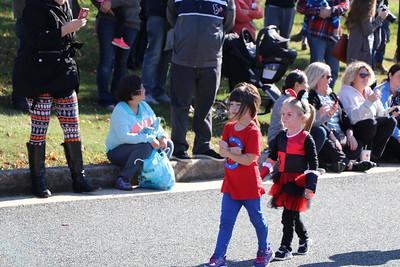 ENES Halloween Parade 2017