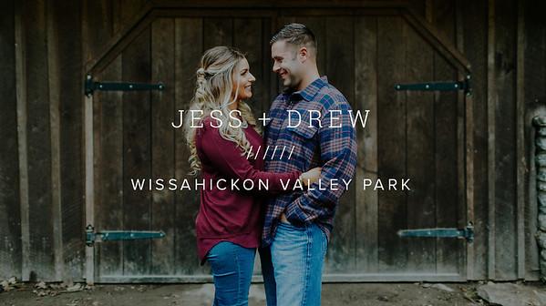 JESS + DREW ////// WISSAHICKON VALLEY PARK