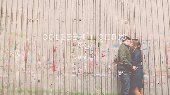COLLEEN + CHRIS ////// DUMBO