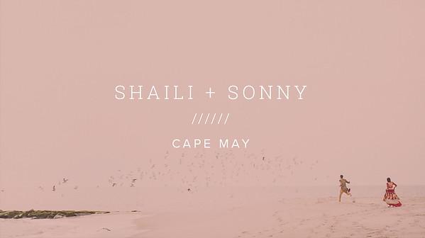 SHAILI + SONNY ////// CAPE MAY