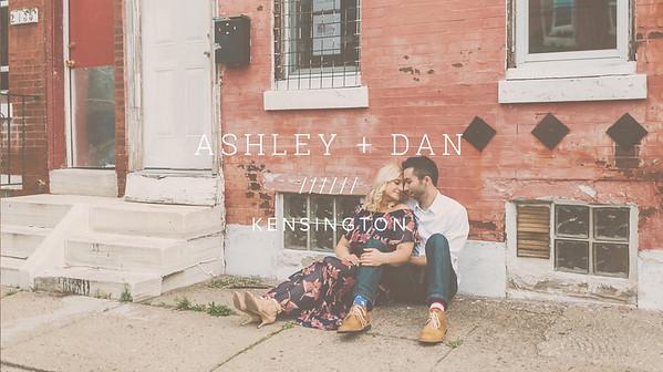 ASHLEY + DAN ////// KENSINGTON