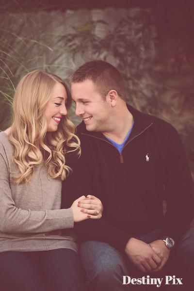 Alex and Kelsy's Engagement Pix