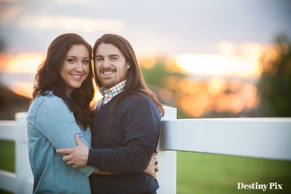 Beau and Brad's Engagement Pix