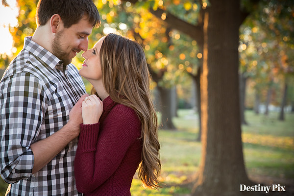 James and Emily's Engagement Pix