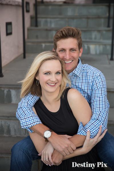 Josh and Stacia's Engagement Pix