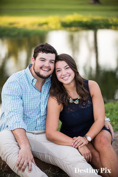 Mitch and McKenzie's Engagement Pix