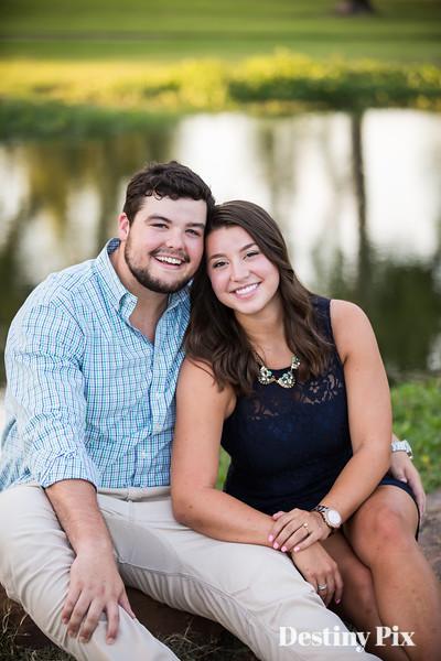 Mitch and McKenzie's Engagement Pix