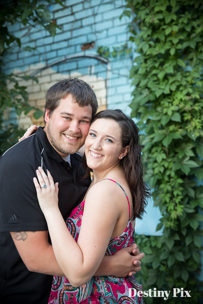 Royce and Ethan's Engagement Pix