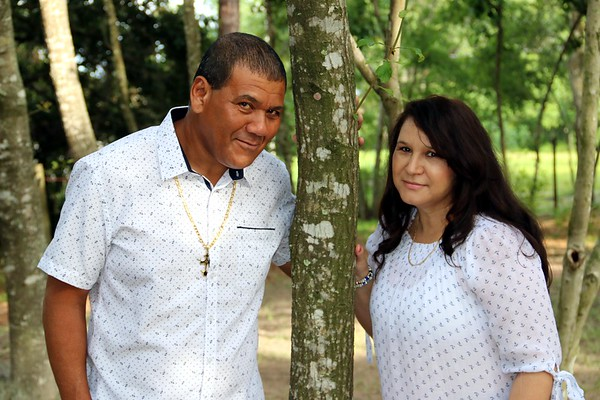 DIANA AND ALBERTO