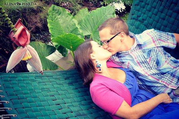 ENGAGEMENT : BRIAN & CATHERINE : JUNE 2012