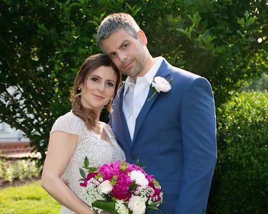 Melissa & Andrew Wedding