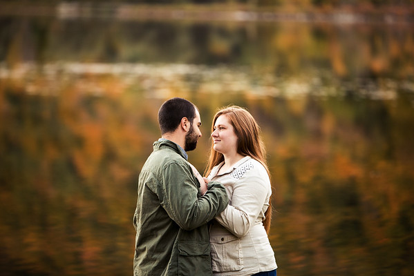 Tiffany + Giuseppe /Engagement