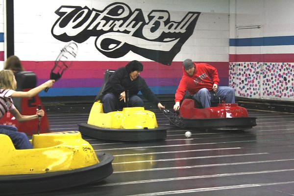 Whirly Ball 20 Feb 2009