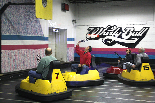 Whirly Ball! 12 Feb 2010