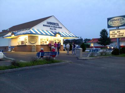 Ice Cream Run 17 Sep 2012