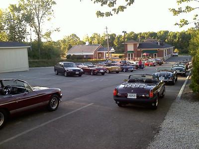 Ice Cream Run 6 Aug 2012