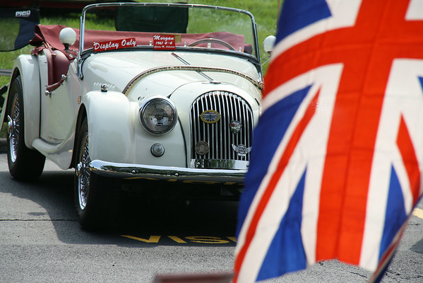 British Car Day 02 Aug 2014