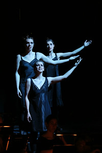 ENO The Magic Flute 2019, Samantha Hurell, Samantha Price and Katie Stevenson, © Donald Cooper
