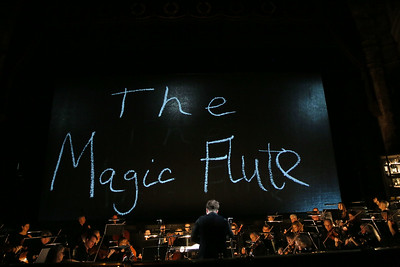 ENO The Magic Flute 2019, © Donald Cooper