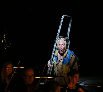 ENO The Magic Flute 2019, Thomas Oliemans, © Donald Cooper