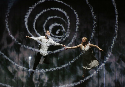 ENO The Magic Flute 2019, Rupert Charlesworth  and Lucy Crowe, © Donald Cooper (2)