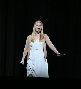 ENO The Magic Flute 2019, Lucy Crowe, © Donald Cooper