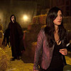 """Courteney Cox returns for a fourth time as reporter and author Gale Weathers in Wes Craven's thriller """"Scream 4."""" In the latest sequel, the serial killer Ghostface slashes his way through Woodsboro on the anniversary of the first murder."""