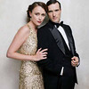 """Keeley Hawes and Ed Stoppard are the owners of 165 Eaton Place in the new """"Upstairs Downstairs,"""" set in 1936."""