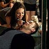 "Mila Kunis as ""Jamie"" and Justin Timberlake as ""Dylan"" in Screen Gems' FRIENDS WITH BENEFITS."