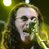 Bassist Geddy Lee of Rush performs at Gibson Amphitheater on Monday, June 20, 2011. (Photo by Gene Blevins/LA Daily News)